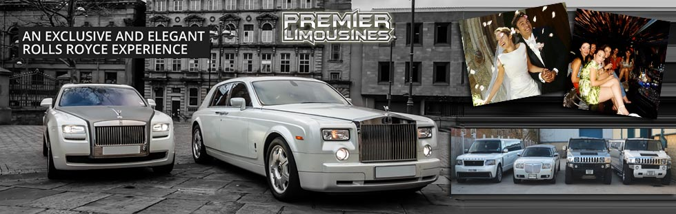 Rolls Royce Phantom Hire Yorkshire